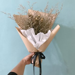 {BUSYBEE} No print style fresh dry bouquet