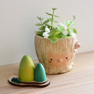 Pots | ornaments ✿ small tree 003