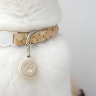 Purr-Paw Cat Charm