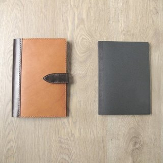 Mix and match colors x x leather notebook hand books