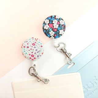 I good clip clip card clip clip - summer new (two) - pure white (left) personality wild flower (right) Valentine's Day gift