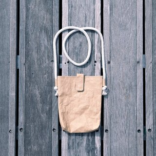 [Paper made possible] Plain simple n natural series small bag (primary color)