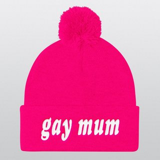 Gay, Gay Wedding, Gay Hat, Pride Hats, Gay Gifts, LGBT Hat, Pride, LGBT, Gay Pride, LGBT Pride, Beanie Hats, Beanie, Gay Mum, Gift For Her