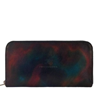 ACROMO BrC Zip Around Wallet