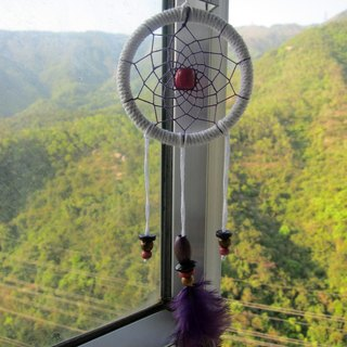 Dream Catcher // Decoration // Purple