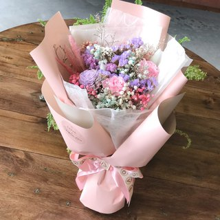 璎 Luo Manor*wedding small things*non-withered flower. Eternal flower / Starry Star Bouquets / G94 / Valentine's Day bouquet / small flowers immortality bouquet / gift bouquet / dried flowers / Valentine's Day gift / bouquet