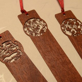 Bookmarks(single-pack) - Pine,Bamboo,Plum、EasternClassic