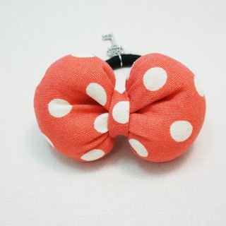 Pompon big bow hair bundles - bit system - gentle Fenju