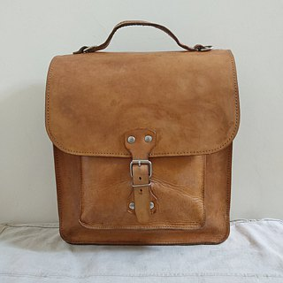 Leather bag _B048