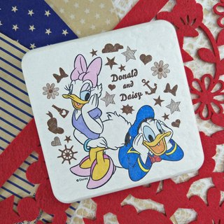 [Christmas gift] Donald Duck - genuine Disney algae earth water square mat