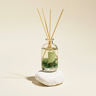 """Moroccan Courtyard "" Crystal Reed diffuser"