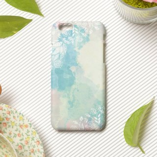Garden Embroidery - iPhone / Android Samsung, OPPO, HTC, Sony original phone case / protective cover