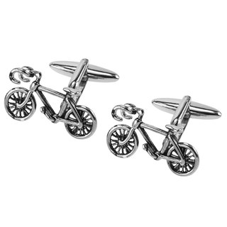 Vintage Bicycle Cufflinks