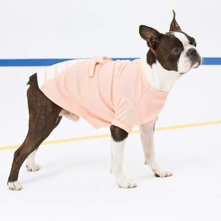 Casual wind side strap pet clothing - wide version
