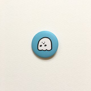 Happy Little Ghost / 3.2cm Badge