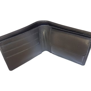 Men's wallet smooth