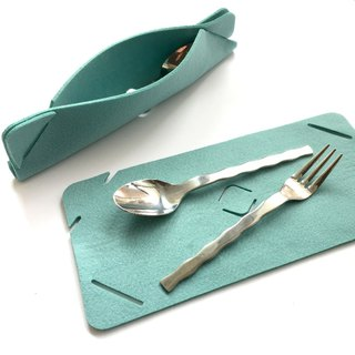 Cutlery Set Sky Blue