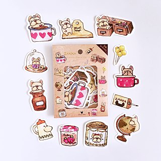 Styling sticker pack - Faqa ZAKKA