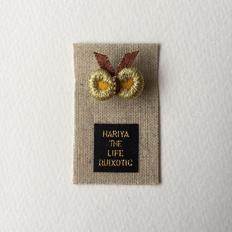 Small buttery brooches and mustard