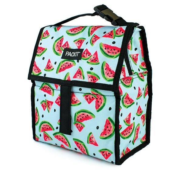 United States [PACKiT] ice cool multi-function cold storage bag (watermelon party) cold bag / breast milk bag