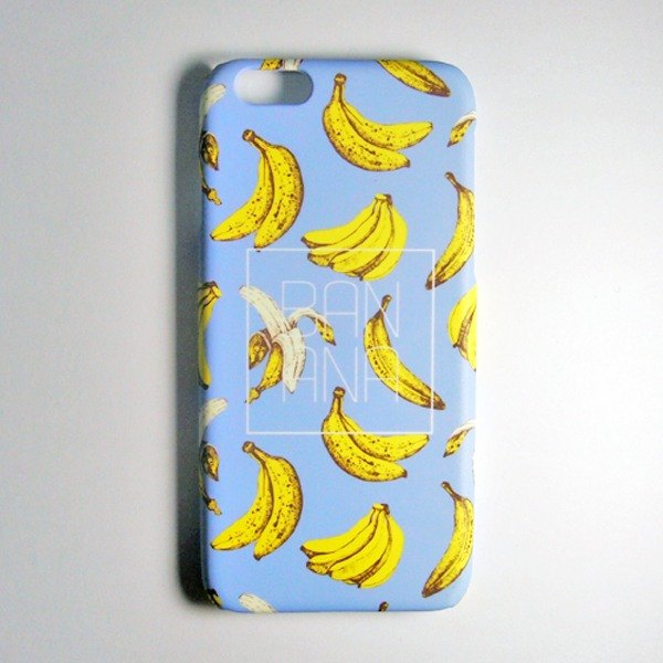 SO GEEK phone shell design brand THE BANANA GEEK quiet blue banana