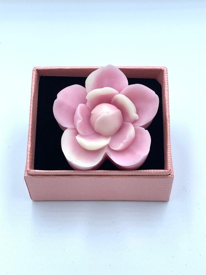 【卡蘿琳手作】香氛蜜蠟花 Miaroma白茶玫瑰香氛