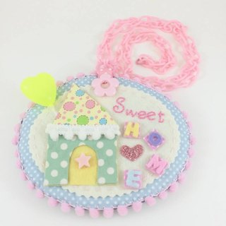 Home Sweet Home ~ Strap (can be linked to the chest)