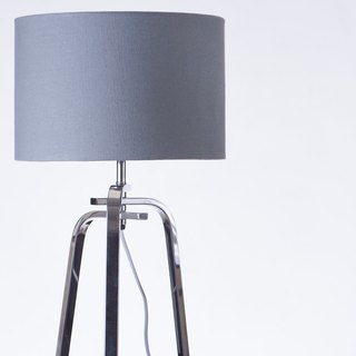 BNL00002- chrome table lamp