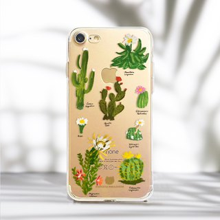 Cactus iphone 8 plus case iphone 7 case Flowers phone case Samsung j7 pro case