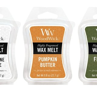 [VIVAWANG] WW1oz fragrance dissolve wax (colorful sweetheart group) pumpkin cream + fir balsam + lollipop cake