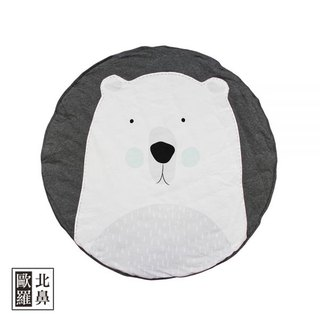 Mister Fly Baby Animal Shape Game Pad - Polar Bear