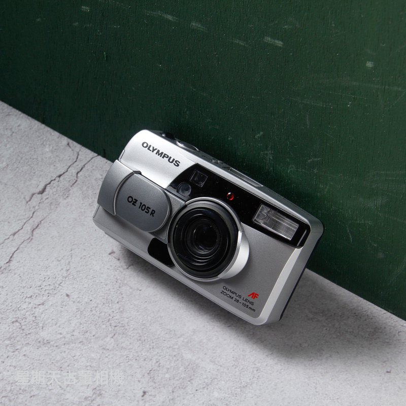 OLYMPUS OZ105R 38-105mm film point-and-shoot camera