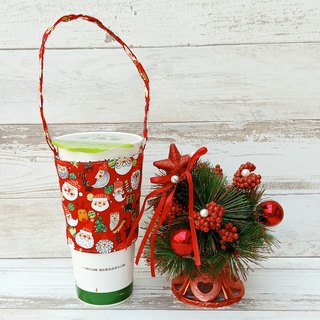 [Beverage bag] Christmas limited edition