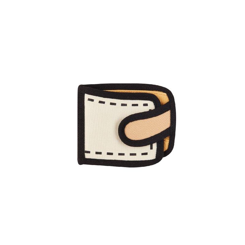 JumpFromPaper Poketto Brown Rice Wallet - Designer JumpFromPaper   Pinkoi 4c948a8fa4