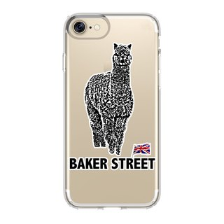 Alpaca brand LOGO Iphone phone shell