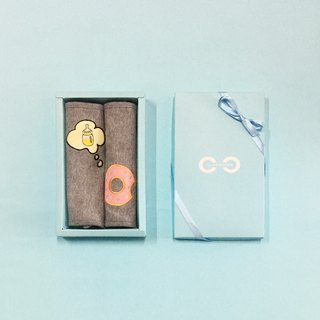 CLARECHEN delicious moonlight saliva _ saliva towel 2 pieces _unisex