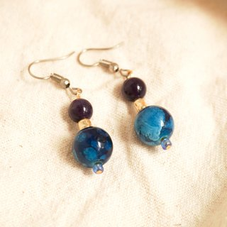 Handmade Earrings | Milky Way