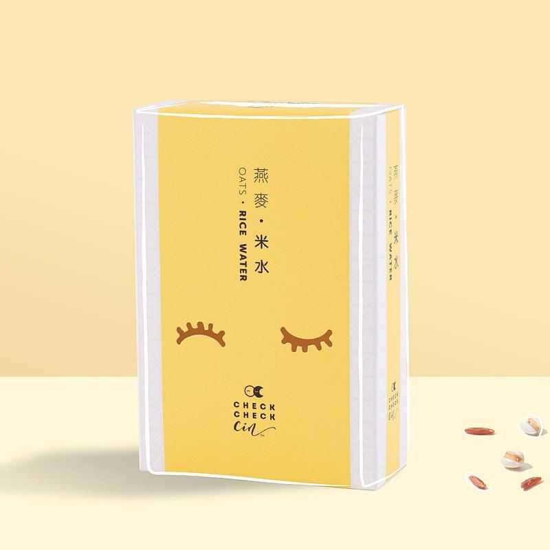 【紓緩便秘】 燕麥 即沖米水粉 一盒5包