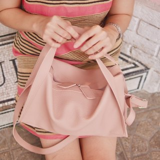 Milly crossbody bag / Shoulder bag - Pink