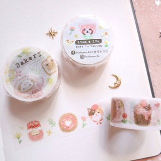 Sweet Collection │ Bakery Paper Tape