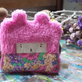 Doo Rabbit Coin Purse - Time Garden