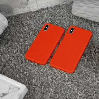 LUCID PLUS | Shock Resistant Case for iPhone XS/ Max - Red