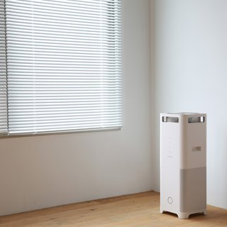 BALMUDA AirEngine - the most powerful air purifier ever