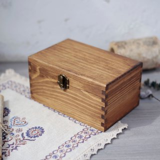 Imported wood batik wood stained ink pen ink box essential oil wooden box 15 grid 10-15ml
