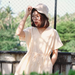 Mamiya Dress : Yellow