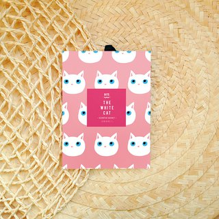 """BITS Botanical Fragrance Pack - Lightweight Pack"" White Meow WHITE CAT"