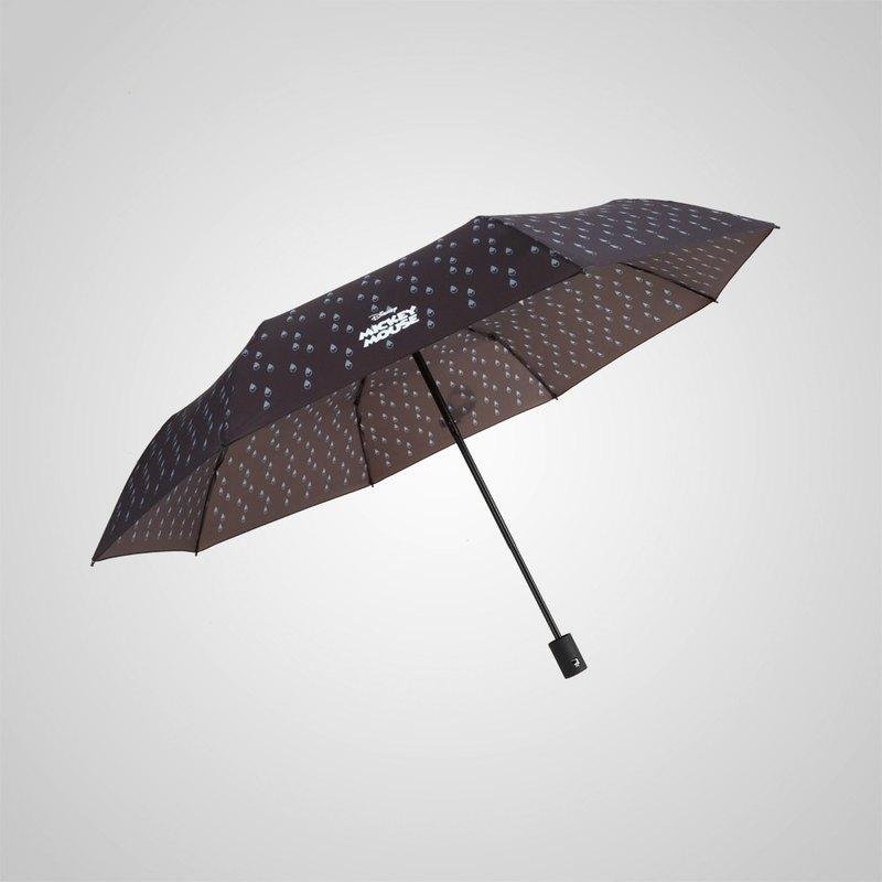 88dd04671d8aa [German kobold] Disney official authorization - rain umbrella - water Mickey  - coffee - Designer kobold - Umbrellas & Rain Gear | Pinkoi