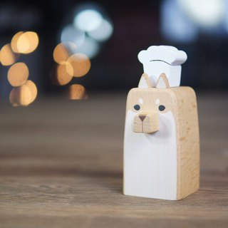 Faithful Dog designed Cruet -SHIBAINU