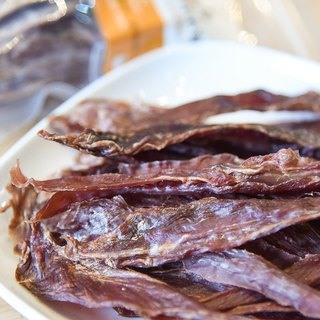 Oggi 喔吉! Homemade dried duck meat