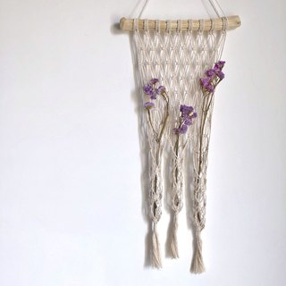 Rope _ Flower ornaments